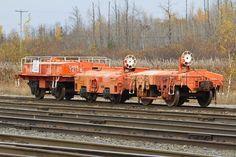 CN scale test cars