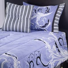 Rizzy Home Kids Filligree Comforter Bed Set