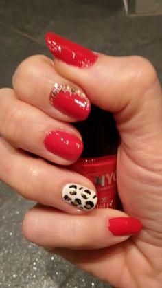 Rosso leopardo