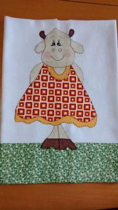 Trabalho diferenciados em patchwork feitos com tecidos 100% algodão