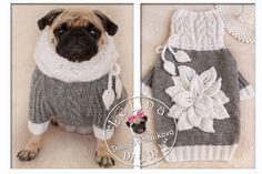 Sales sweater girl pug #араны #handmade #хендмейд #pug #pugs #carlino #mops #мопс #ручнаяработа #вязание #вязаниесобакам #назаказ #собаки #dog #вяжудлясобак #вязанаяодеждадлясобак #вязаниесобакам #одеждаживотным #одеждадлясобак #dogfashion #dog #crochet #crochetting #knitdogs #knitweardesign #livemaster #mysolutionforlife #dogsweater #instadog #dogsofinstagram #dogcoat #ажур #knit #wooll #knitted #craft…