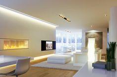 Archiwa: Oświetlenie led salonu - Galerie inspiracji w aranżacji Wnętrz - zdjęcia