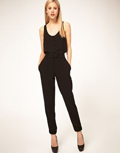 Enlarge ASOS Pants With Elastic Cuff