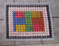 Resultado de imagem para trabalho artesanal com garrafas pet