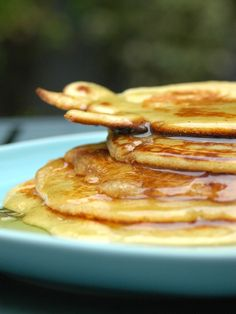 #Pancakes américains : Recette de Pancakes américains - Marmiton