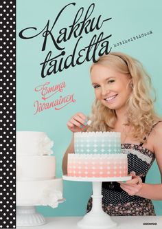 TILAA KIRJA! - BOOK ORDER Make Your Mark, You Got This, Place Card Holders, How To Make, Cakes, Inspiration, Biblical Inspiration, Kuchen, Its Ok