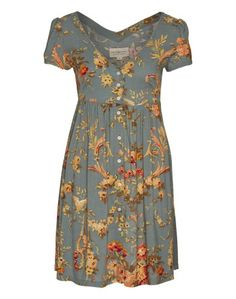 DENIM & SUPPLY Ralph Lauren Sommerkleid ´BUTTON FRON´ mischfarben