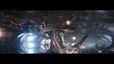 StarTrek Beyond VFX (Ending) Timelapse on Vimeo