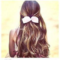 #pretty #blonde #highlights for #brunette #hair