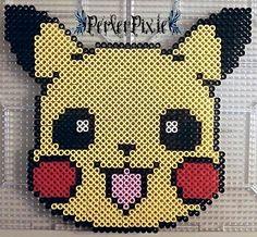 Pokemon Battle Trozei Pikachu by PerlerPixie on DeviantArt