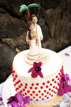 Indian Wedding Reception Cake Topper Ideas  Http://maharaniweddings.com/gallery/