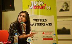 Sophie Benini Pietromarchi at Jumpstart-14, Bangalore (photo - Jim Ankan Deka)   More - http://www.musicmalt.com/2014/08/jumpstart-2014-bangalore.html