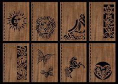 cuadernos forma francesa con pastas de madera