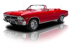 1966 Chevrolet Chevelle Super Sport 396 4 speed Convertible