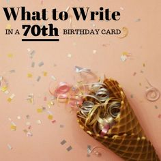 70 is a major milestone! Wish them well with a funny and heartfelt birthday card message. 70th Birthday Poems, Dad Birthday Wishes, Happy Birthday Sister Funny, Birthday Verses For Cards, Birthday Card Messages, Happy Anniversary Wishes, Birthday Card Sayings, Sister Birthday Quotes, Funny Birthday Cards