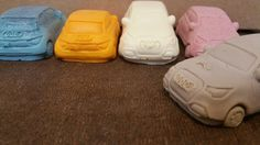 Audi Car Soaps Buy Individually for Childrens by SAVONdELYSE