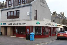 Cafe Melbourne, Saltcoats. (2016) Picture: Billy McCrorie Vintage Photo Booths, Vintage Photos, Take The High Road, 2016 Pictures, Best Coffee, Dog Friends, Glasgow, Melbourne, Brave