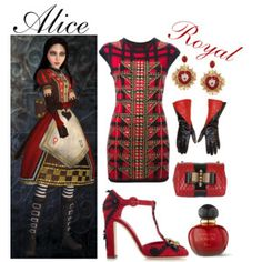 || Alice (Royal outfit) ~ Alice: Madness Returns ||