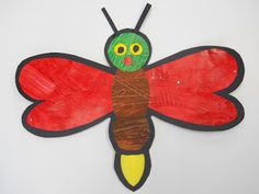 Mrs. T's First Grade Class: The Very Lonely Firefly - with patterns