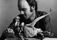 "Phil Tippett, the veteran master of stop animation gets his 20 year project ""Mad God"" funded."