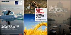 Reading List: climate change and low-carbon futures