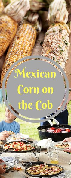 on the cob with lime butter and cotija cheese recipes corn on the cob ...