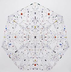 Tech Mandalas By Leonardo Ulian
