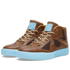 The Nike LeBron X NSW Lifestyle NRG: What do you think of the design elements used on this kicks?