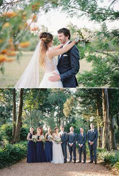 Mira Mandic bride - Steph and Byrce Gabbinbar Homestead
