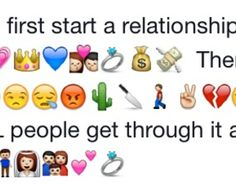 Relationship Goals Quotes With Emojis  Nice Pics