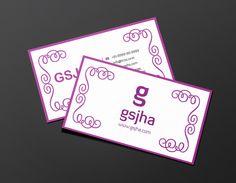 Freebies : Designer Business Card Template Download : http://www.gsjha.com/designer-business-card/