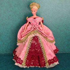 Romantic Rose Barbie