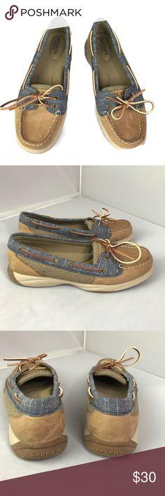 Sperry Women/'s Authentic Original Jute Boat Shoe Ivory Pick A Size