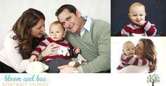 Family photo session - natural light photography studio - Bloom and Bee Portraits, Guilderland NY