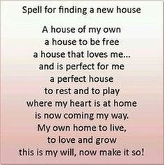 Love my house now. Just in case. Witch Spell Book, Witchcraft Spell Books, Magick Spells, Luck Spells, Hoodoo Spells, Moon Spells, Healing Spells, Wicca Witchcraft, Paranormal