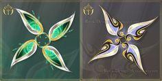 Shurikens adopts 7 (CLOSED) by Rittik-Designs on DeviantArt Fantasy Drawings, Fantasy Art, Art Drawings, Anime Weapons, Fantasy Weapons, Baby Shooting, Shuriken, Art Corner, Baby Must Haves