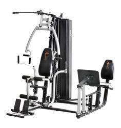 Infinidad de ejercicios en un solo aparato!