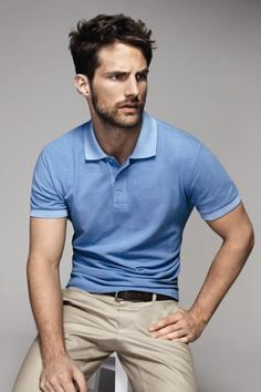 www.witchery.com.au/him Polo Shirts, Man Style, Men's Apparel, Mens Fashion, Casual, Summer, Mens Tops, Christmas, Clothes