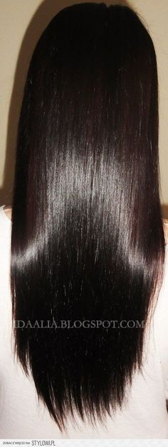 Jeśli twoje włosy są zniszczone i suche: Na zniszczone… na Stylowi.pl Glossy Hair, New Hair, Hair Inspiration, Hair Care, Beauty Hacks, Hair Makeup, Make Up, Hair Beauty, Hairstyle