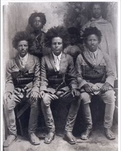 "The term ""dreadlocks"" comes from a movement of guerrilla warriors who vowed not to cut their hair until Haile Selassie, former Emperor of Ethiopia was released from exile after leading the resistance against the Italian invasion. The warriors hair became matted and began to lock over time. Because the warriors with locks in their head were ""dreaded"" the term ""dreadlocks"" came to fruition."