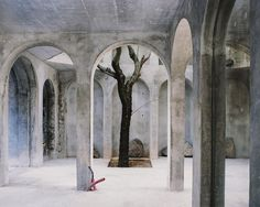 The Home of Catalan artist Xavier Corberó: