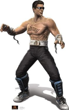 "Johnny Cage - Mortal Kombat (70"" x 43"") Graphic Stand Up - http://www.psbeyond.com/view/johnny-cage-mortal-kombat-70-x-43-graphic-stand-up - http://www.psbeyond.com/view/wp-content/uploads/2013/03/41XXbd7gzTL.jpg"