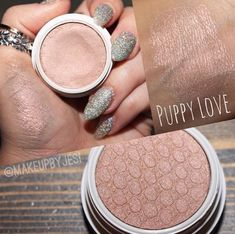 Lip Drama: NEW ColourPop Puppy Love Super Shock Shadow for Charity