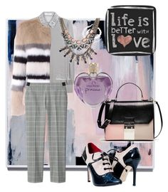 """""""LIFE IS BETTER WITH LOVE!!!!"""" by kskafida ❤ liked on Polyvore featuring Dorothee Schumacher, AINEA, Uniqlo, Torrid, Universal Lighting and Decor, Vera Wang, women's clothing, women's fashion, women and female"""