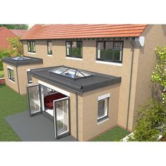 6 Easy And Cheap Useful Ideas: Roofing Colors Products shed roofing construction.Shed Roofing Architecture steel roofing flat. House Extension Plans, House Extension Design, Roof Extension, Extension Ideas, Conservatory Extension, Conservatory Ideas, Garden Room Extensions, House Extensions, Roof Design
