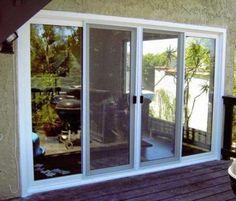 Sliding Glass Door Exterior Patio 26 Ideas #exterior #patio #door