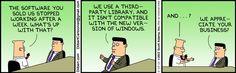 The Dilbert Strip for June 13, 2013