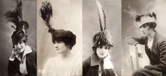 Image result for 1915 hats