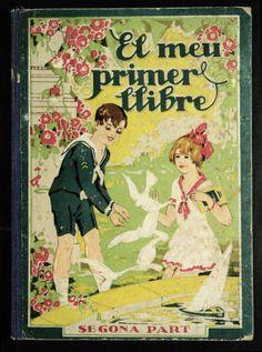 Meu primer llibre : novíssim mètode de lectura, El :: Llibres impresos, Segles XIX-XX (Biblioteca de Catalunya)