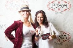 """The adorable Tanya Memme of A's """"Sell this House"""" and former Miss World Canada. She loves Boob Glue®. http://www.bosomcouture.com"""
